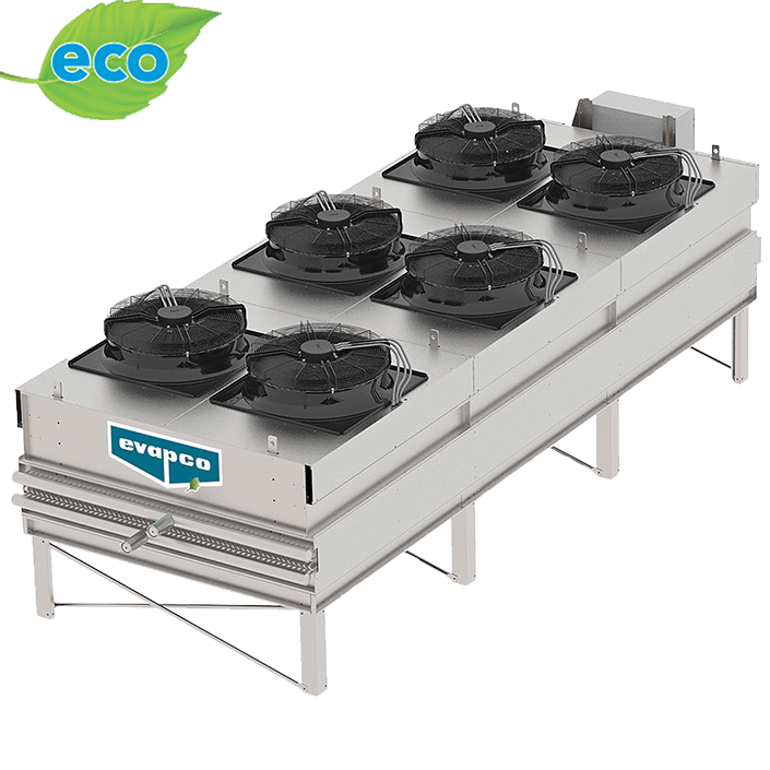 eco-Air Series Flat Industrial Air Cooled Condenser